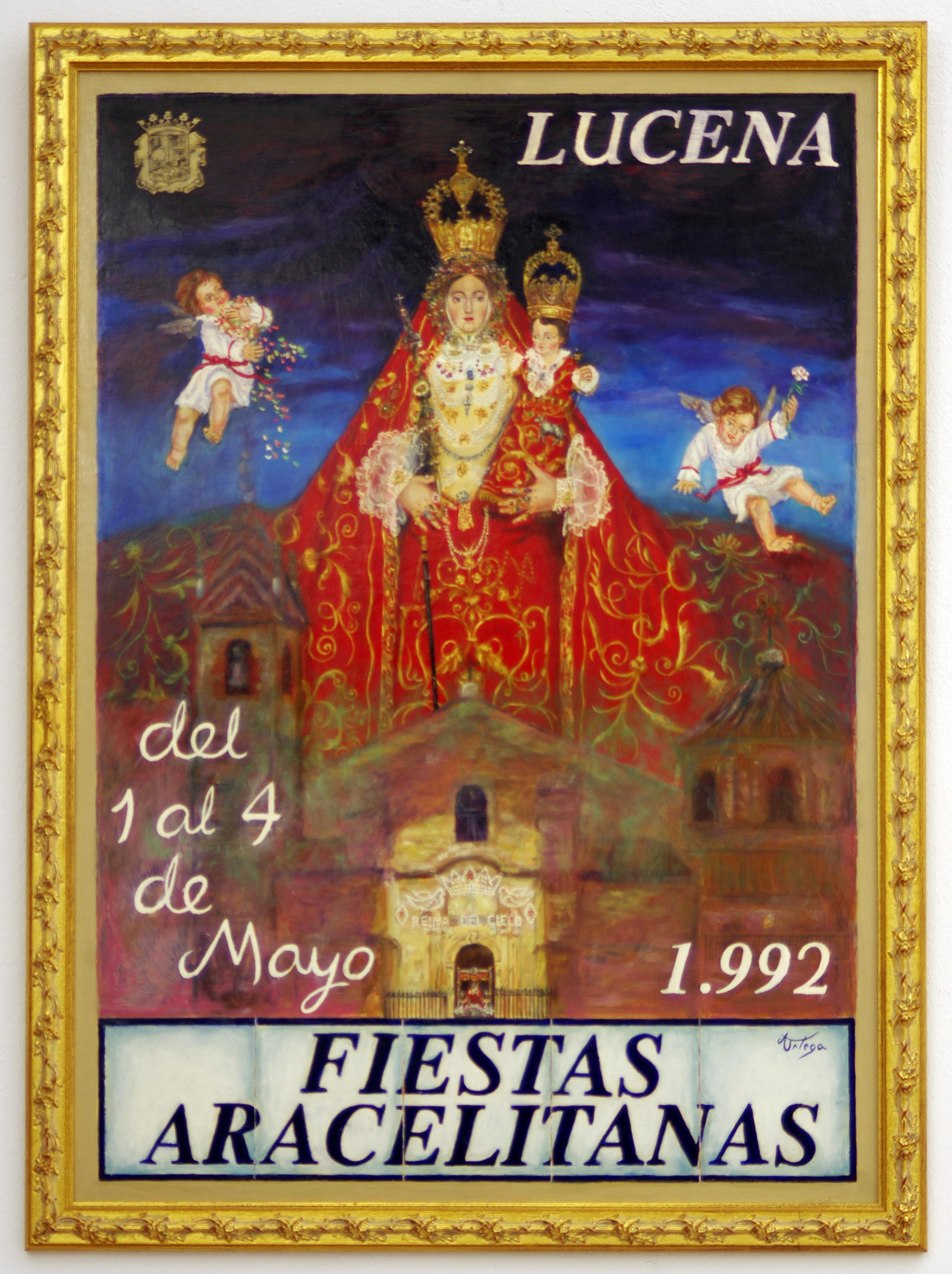 Cartes Fiesta Aracelitanas