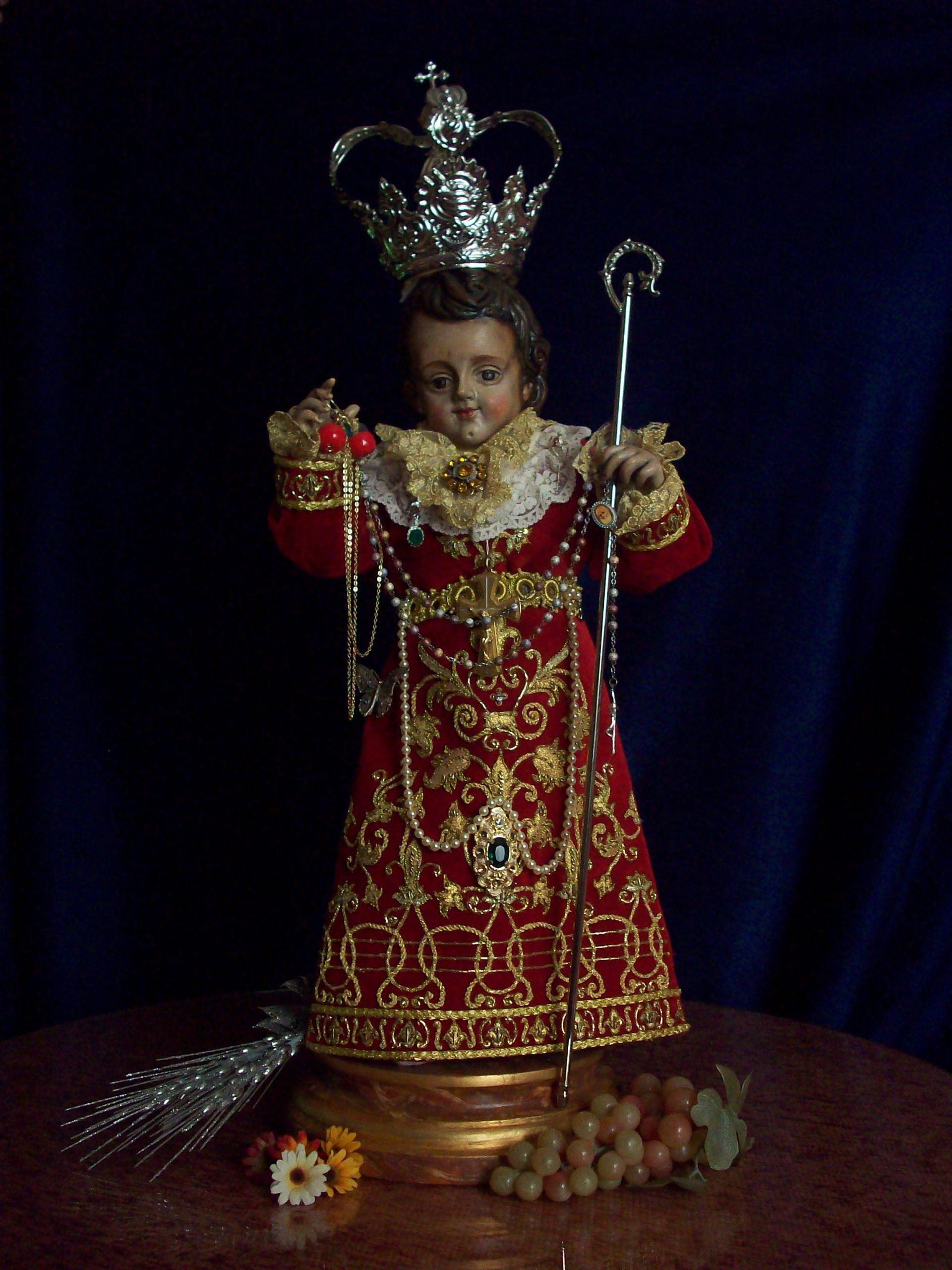 Niño Jesús Virgen de Araceli