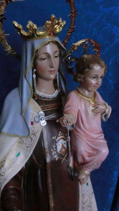 Virgen del Carmen (Río gordo)