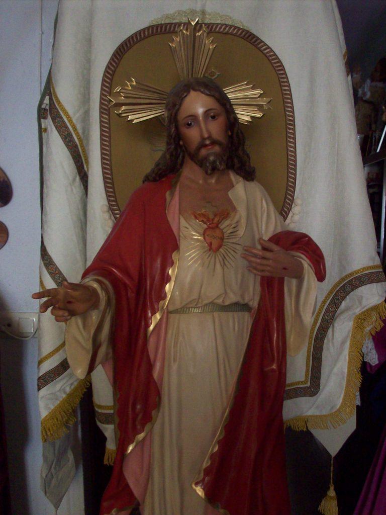 Sagrado Corazón de Jesús  (Comares)