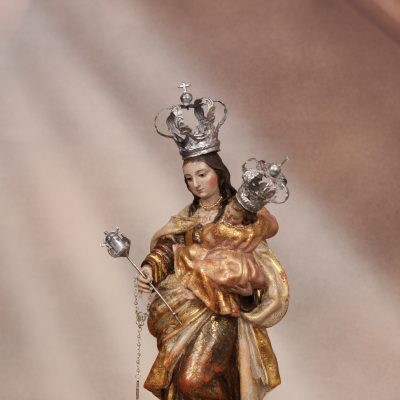 Virgen del Carmen La Roldana