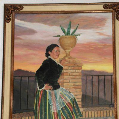 Pintura Antonio Ortega