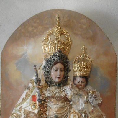Altorelieve Virgen de Araceli