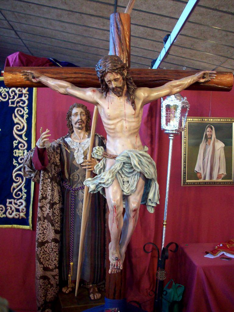 Crucificado de la Palabra
